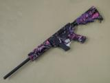 Just Right Carbine 9mm AR15 utilizes Glock Mags Muddy Girl Camo - 2 of 5