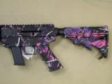Just Right Carbine 9mm AR15 utilizes Glock Mags Muddy Girl Camo - 3 of 5