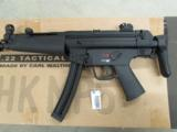 H&K MP5 A5 Semi-Auto .22 LR Walther of Germany Clone - 8 of 8