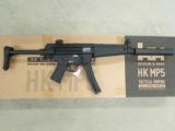 H&K MP5 A5 Semi-Auto .22 LR Walther of Germany Clone - 1 of 8