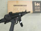 H&K MP5 A5 Semi-Auto .22 LR Walther of Germany Clone - 7 of 8