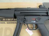 H&K MP5 A5 Semi-Auto .22 LR Walther of Germany Clone - 4 of 8