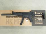 H&K MP5 A5 Semi-Auto .22 LR Walther of Germany Clone - 2 of 8