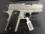 Kimber Stainless Ultra Carry II Micro 1911 .45 ACP 3200062 - 1 of 7