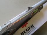 RUGER GUIDE GUN M77 HAWKEYE STAINLESS .30-06 SPRG 47118 - 8 of 12