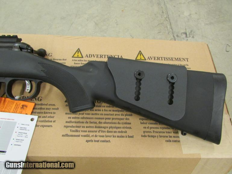 Savage Model 11/111 Long Range Hunter  338 Lapua Magnum