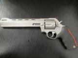 """Taurus Raging Bull Model 454 Stainless .454 Casull 8 3/8"""" - 1 of 8"""
