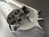"""Taurus Raging Bull Model 454 Stainless .454 Casull 8 3/8"""" - 8 of 8"""