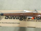 Savage Model 14 American Classic Stainless Walnut .308 Win. - 5 of 8