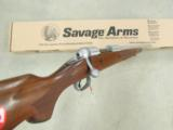 Savage Model 14 American Classic Stainless Walnut .308 Win. - 8 of 8