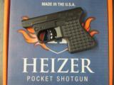 Heizer Defense PS1 Pocket Shotgun .410 & .45 Colt Pistol PS1 - 2 of 7