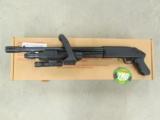 Mossberg 500 ZMB Chainsaw Tactical Light/Laser 12 Gauge - 2 of 7