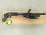 Mossberg 500 ZMB Chainsaw Tactical Light/Laser 12 Gauge - 1 of 7