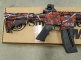 Smith & Wesson M&P15-22 Harvest Moon Orange .22 LR - 6 of 7