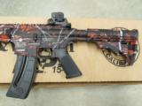 Smith & Wesson M&P15-22 Harvest Moon Orange .22 LR - 2 of 7