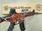 Smith & Wesson M&P15-22 Harvest Moon Orange .22 LR - 7 of 7