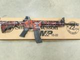 Smith & Wesson M&P15-22 Harvest Moon Orange .22 LR - 1 of 7