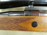 Vintage Parker-Ballard Austrian Mauser Action .30-06 Walnut Stock - 5 of 10