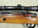 Vintage Parker-Ballard Austrian Mauser Action .30-06 Walnut Stock - 6 of 10