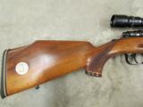 Vintage Parker-Ballard Austrian Mauser Action .30-06 Walnut Stock - 7 of 10