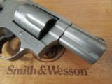 Smith & Wesson Model 640 Engraved with Case .357 Magnum 150784 - 7 of 8