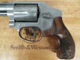 Smith & Wesson Model 640 Engraved with Case .357 Magnum 150784 - 6 of 8