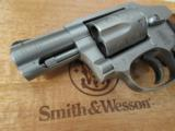 Smith & Wesson Model 640 Engraved with Case .357 Magnum 150784 - 3 of 8