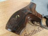 Smith & Wesson Model 640 Engraved with Case .357 Magnum 150784 - 4 of 8