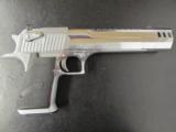 Magnum Research Desert Eagle Polished Chrome Muzzle Brake .50 AE - 1 of 8