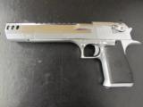 Magnum Research Desert Eagle Polished Chrome Muzzle Brake .50 AE - 2 of 8
