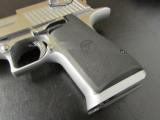 Magnum Research Desert Eagle Polished Chrome Muzzle Brake .50 AE - 6 of 8