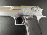 Magnum Research Desert Eagle Polished Chrome Muzzle Brake .50 AE - 3 of 8