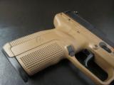 FN FNH-USA Five-Seven MKII FDE 5.7X28mm - 6 of 8