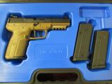 FN FNH-USA Five-Seven MKII FDE 5.7X28mm - 1 of 8