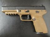 FN FNH-USA Five-Seven MKII FDE 5.7X28mm - 2 of 8