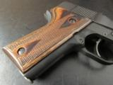 Colt New Agent Double Action 1911 45ACP Blued - 3 of 5