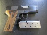 Colt New Agent Double Action 1911 45ACP Blued - 1 of 5