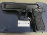 Beretta USA M9 (Mil-Spec 92FS) Commercial Semi-Auto 10 Round 9mm J92M9AO - 2 of 8