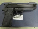 Beretta USA M9 (Mil-Spec 92FS) Commercial Semi-Auto 10 Round 9mm J92M9AO - 1 of 8