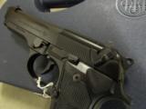 Beretta USA M9 (Mil-Spec 92FS) Commercial Semi-Auto 10 Round 9mm J92M9AO - 4 of 8