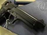 Beretta USA M9 (Mil-Spec 92FS) Commercial Semi-Auto 10 Round 9mm J92M9AO - 5 of 8