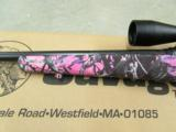 Savage Model 11 Trophy XP Hunter Youth Muddy Girl Pink 7mm-08 Rem. - 5 of 8