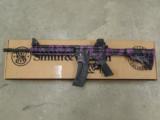 Smith & Wesson M&P15-22 Purple Platinum .22 LR 10041 - 1 of 7
