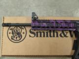Smith & Wesson M&P15-22 Purple Platinum .22 LR 10041 - 4 of 7