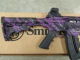 Smith & Wesson M&P15-22 Purple Platinum .22 LR 10041 - 3 of 7