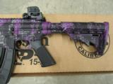 Smith & Wesson M&P15-22 Purple Platinum .22 LR 10041 - 6 of 7
