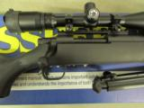 Mossberg 100 ATR Night Train Bolt Action .308 Win. with Scope - 6 of 10