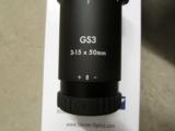 Steiner GS3 3-15x50mm Rifle Scope S-1 Reticle - 1 of 6