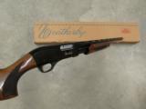Weatherby Performance Pump-Action Shotgun Walnut 20 Gauge- 7 of 7