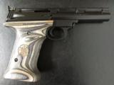 Smith & Wesson 22A with Laminate Over-Sized Grips .22 LR - 2 of 8